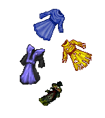 Robe Appearances