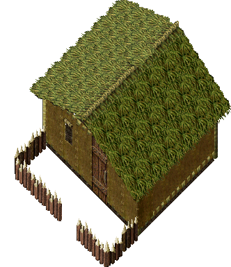 Small Hide House