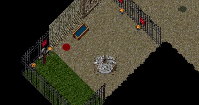 Newbie Dungeon in Ultima Online